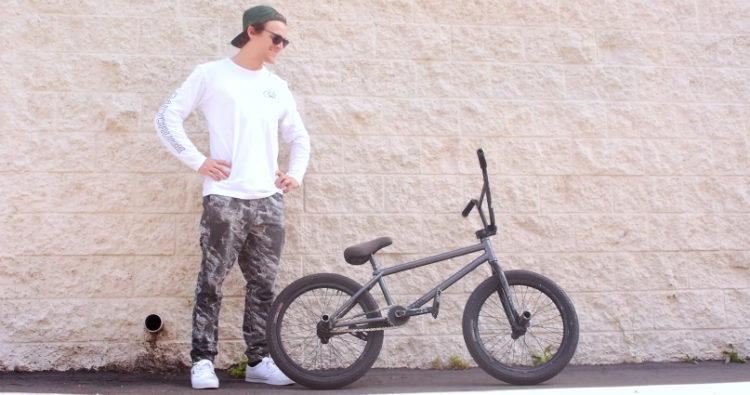 Colin Varanyak Video Bike Check