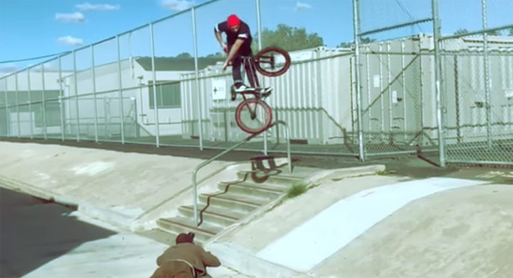 Corey Martinez Instagram Compilation BMX video