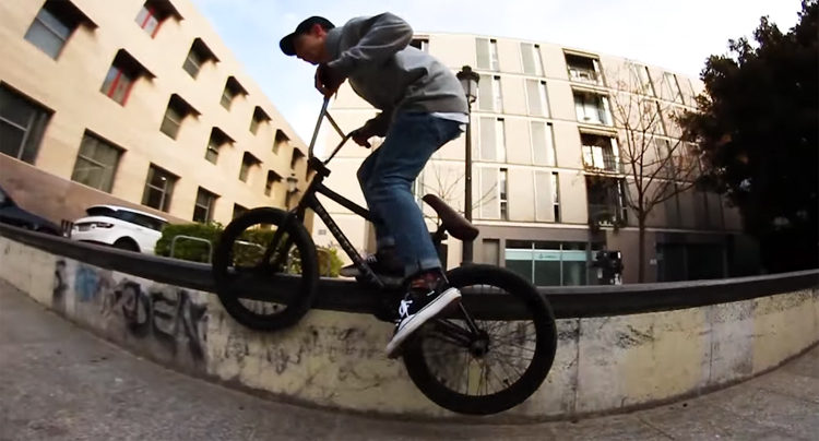 Eclat BMX Max Hedges Valencia BMX video