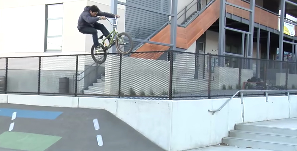 Format Error Turf Talk BMX video