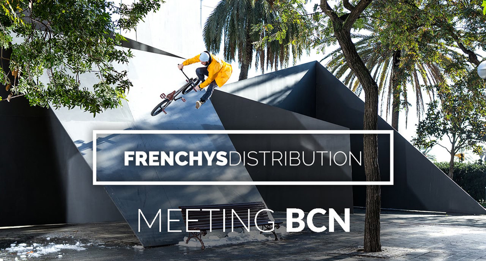 Frenchys Distribution Meeting BCN BMX Video