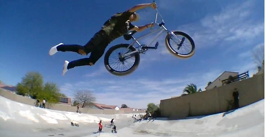 Get Ditched 2 BMX Jam video