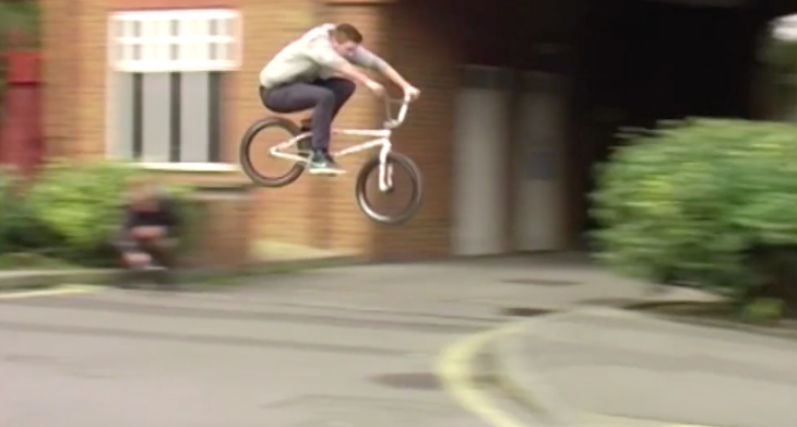 """Greg Pearson """"Passable Stunt Video 1"""" Part"""