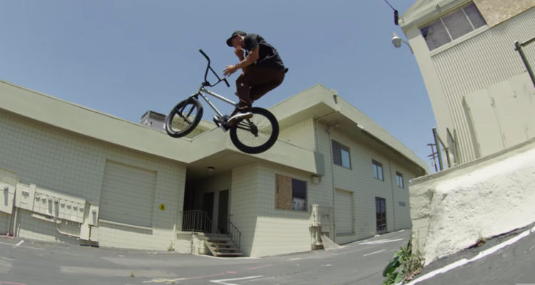 Haro BMX Chad Kerley 2018 BMX video