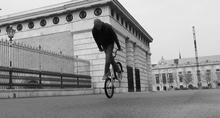 Believe In A Wheel BMX video