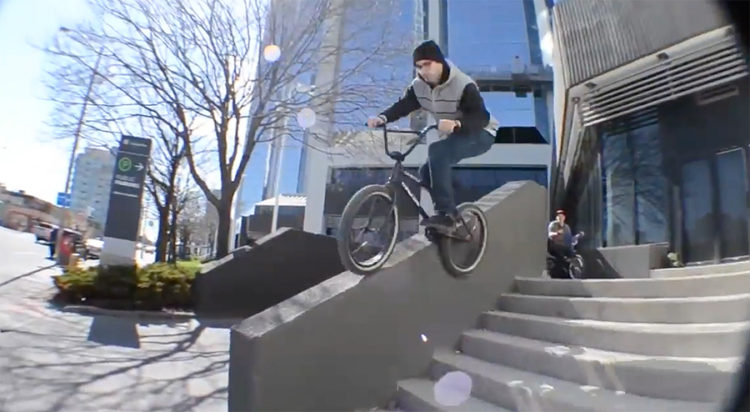 Inner City Circle No Exit BMX video DVD