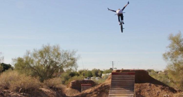 Jager Nelson AZ Shreddin BMX video