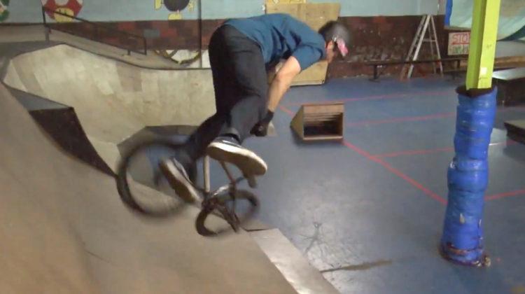 Jamie Thayer at Transitions Skatepark