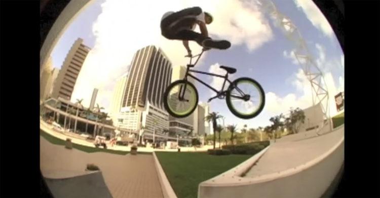 Merritt BMX – Anthony Catlow Winter MIx