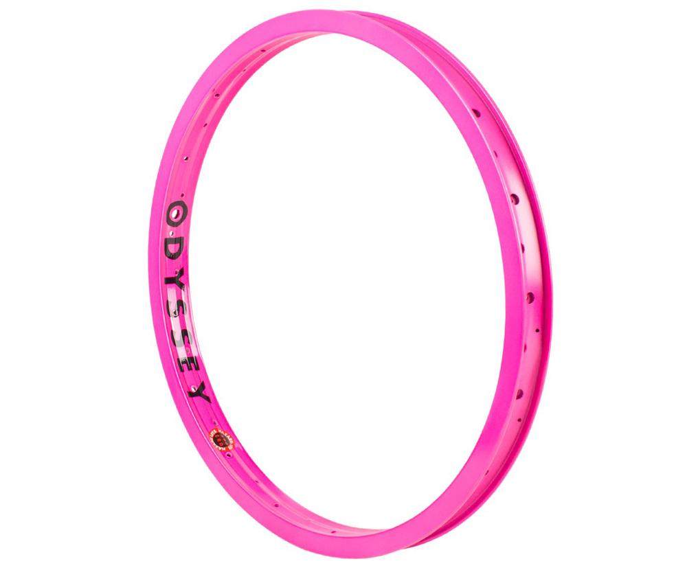 Odyssey BMX Hazard Lite Rim Hot Pink
