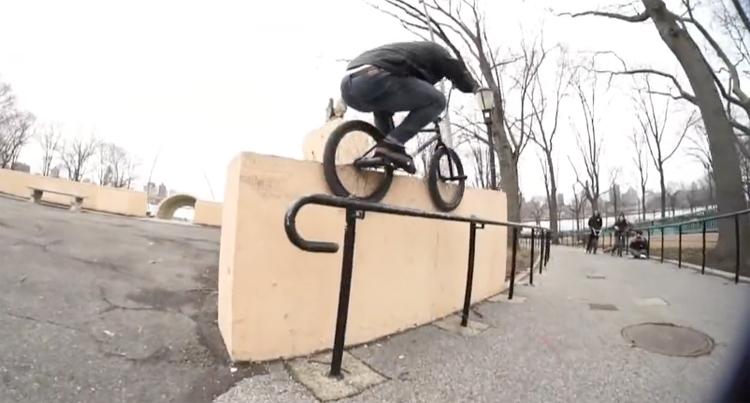 Presence BMX Corey Dewey Last Stand Video
