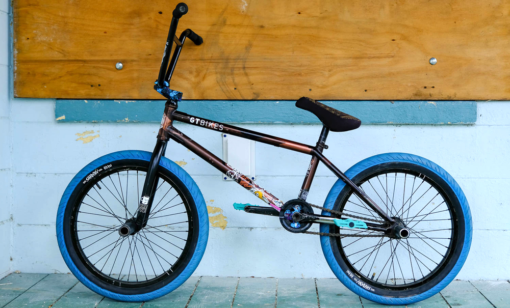 Shadow Conspiracy - Albert Mercado Spring 2018 Bike Check