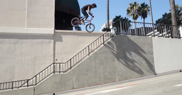 S&M Bikes Kareem Williams Hot Dogs Who Cant Read BMX video