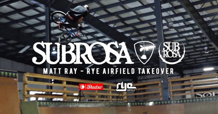 Subrosa – Matt Ray Rye Airfield Takeover
