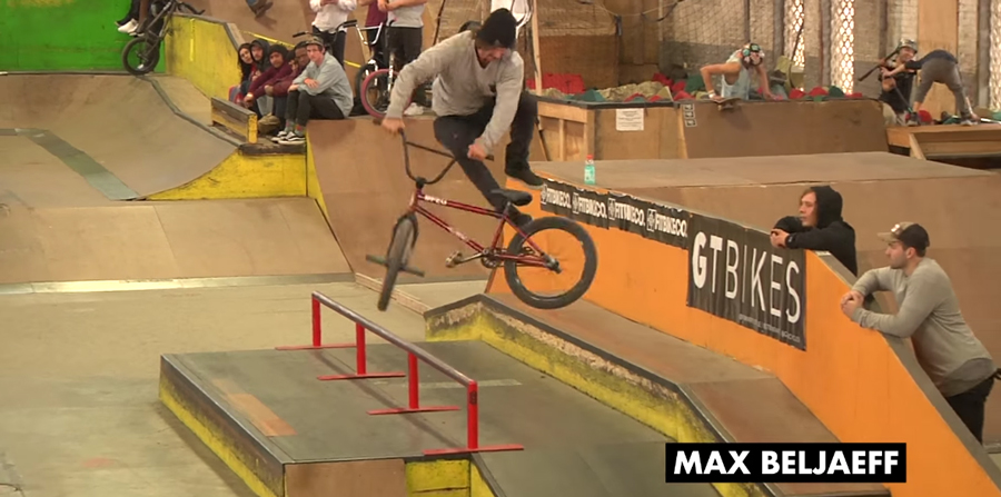 Uncovered BMX Stop 3 4Seasons Skatepark Video