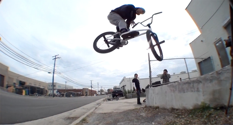 Wham Cam HD BMX video Craig Passero