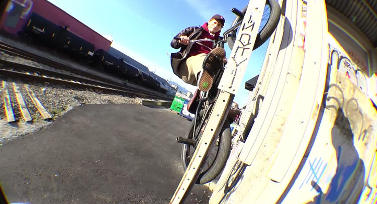 Eclat BMX – Andrew Schubert Welcome Video