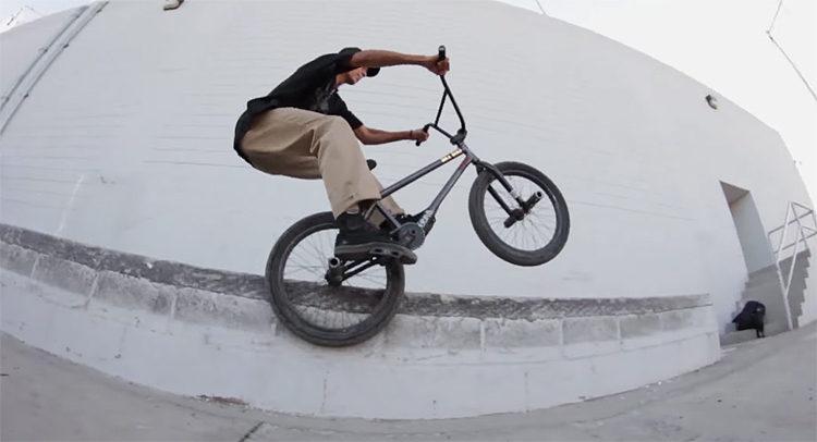 Animal Bikes Javin Quintero AM Team BMX video