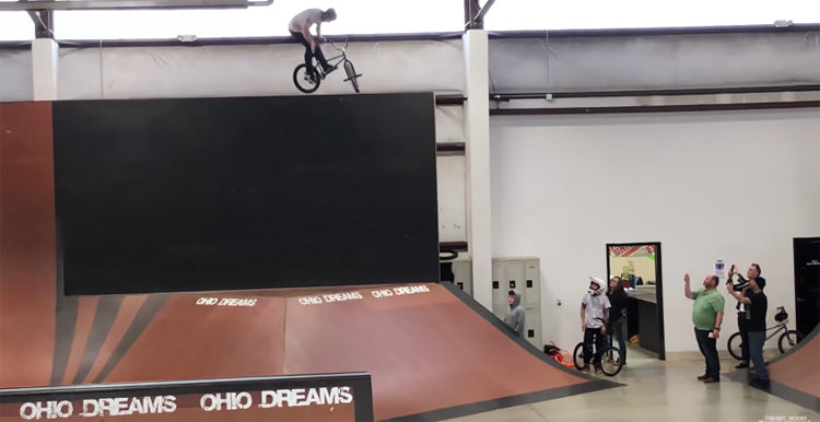 Battle for the Midwest Ohio Dreams BMX video