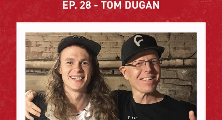 "Tom Dugan ""The BMX In Our Blood"" Podcast"