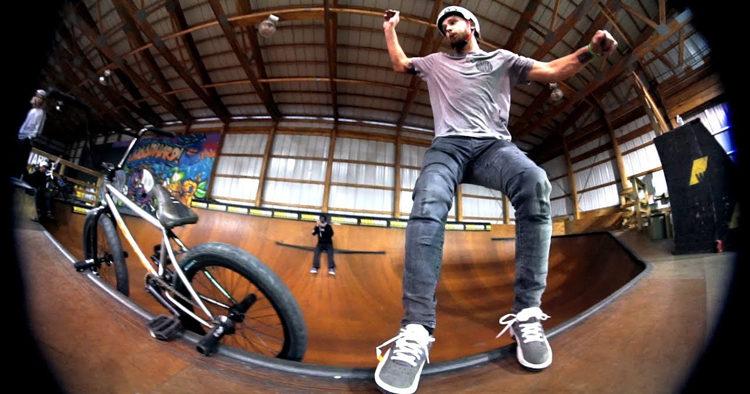 BMXfu Woodward East BMX video