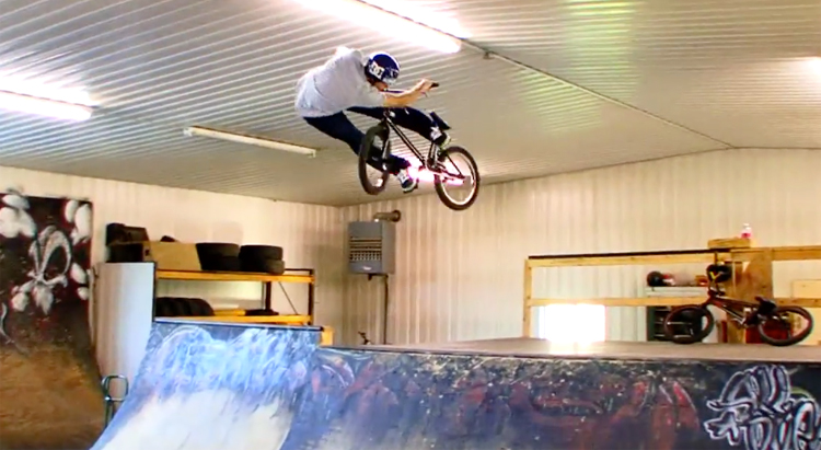 Chris Doyle Unreleased BMX video