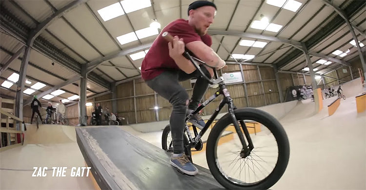Dead Sailor Easter Jam 2018 Mount Hawke BMX video
