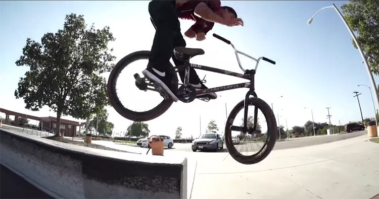 Eclat BMX – Jordan Godwin Welcome To The Pro Team Video