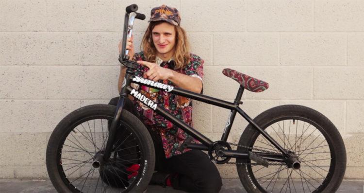 Erik Elstran Video Bike Check