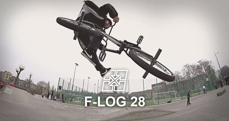 Fit Bike Co F-LOg England BMX video