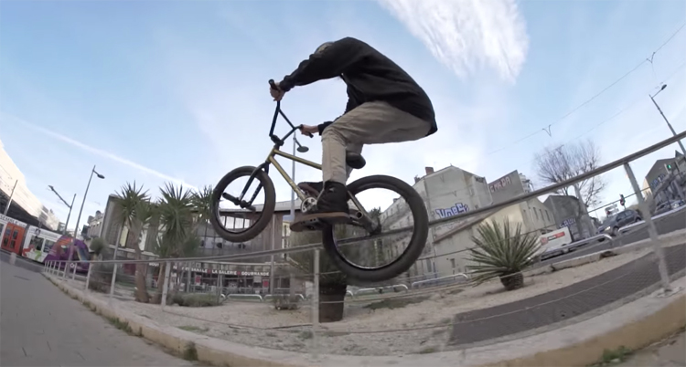 GT BMX Sullyvan Guaincetre Welcome BMX video