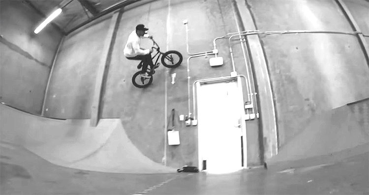 Heavy BMX Session Vans Training Facility BMX video