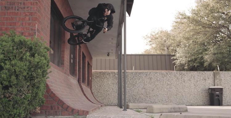 Kink BMX – Chad Osburn High Dive Seat Promo