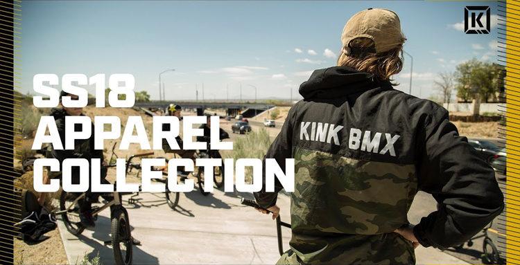 Kink BMX – Spring / Summer 2018 Apparel Promo