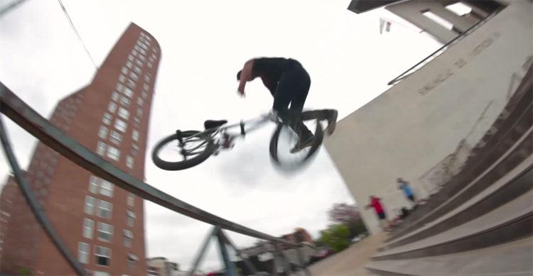 La Banger 16 BMX Video
