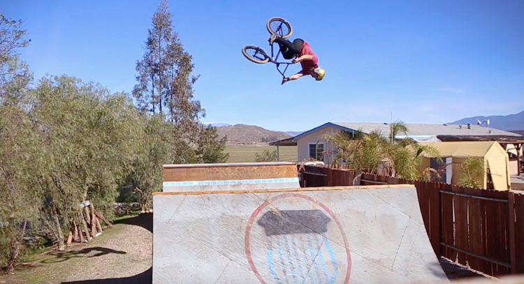 Flybikes – Larry Edgar Video Bike Check
