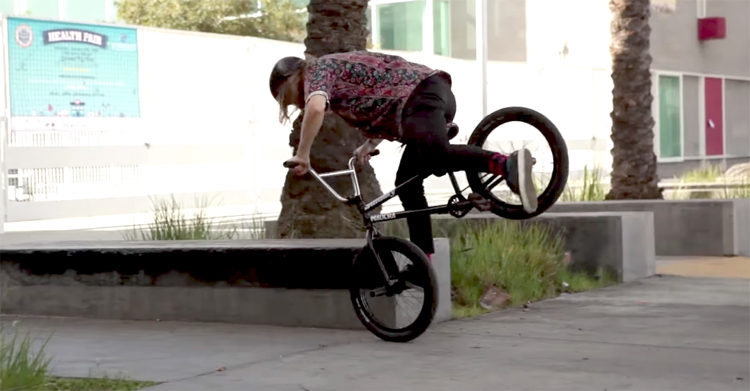 Ledge Heaven with Madera BMX and Friends