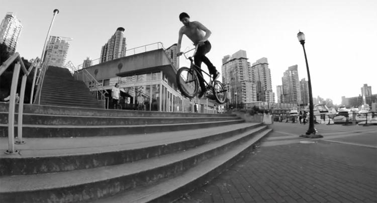 Matt Perrin BMX video