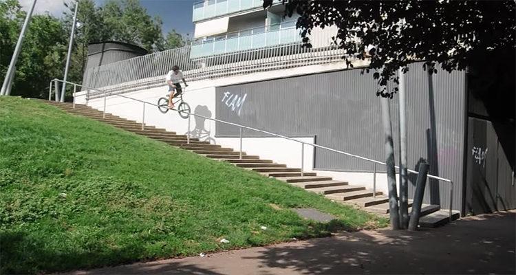 Michael Fleck BMX video