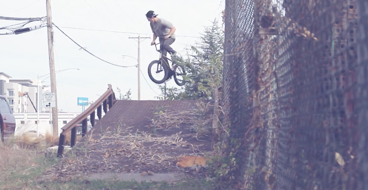 Mutiny Bikes No Quarter Intro BMX video
