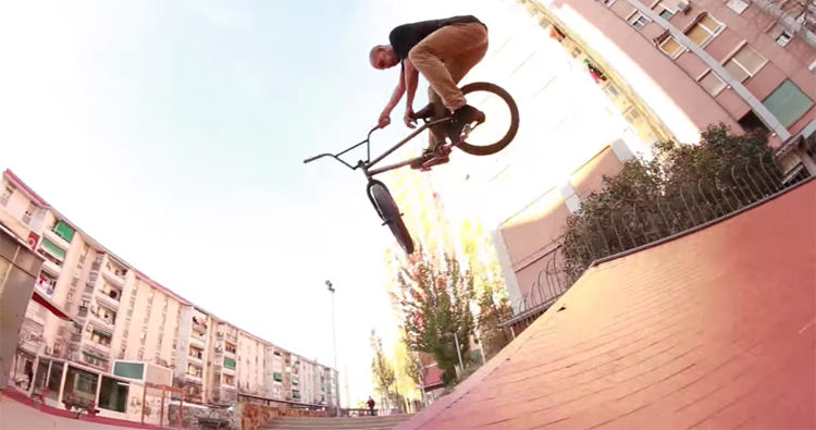 Bros Bike Store – Nico Badet Lost Clips