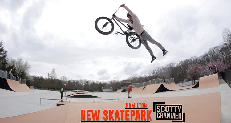 Scotty Cranmer – We Got A New Skatepark