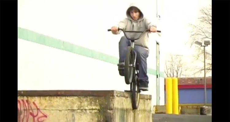 Shook Put In Werk BMX DVD