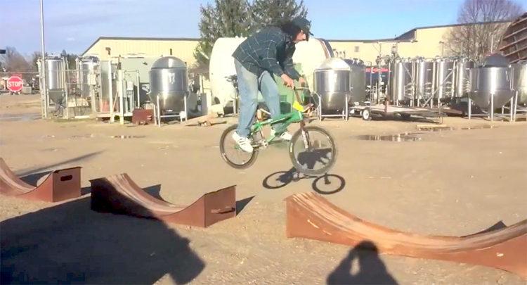Animal Bikes – Steven Hamilton 2018 Video