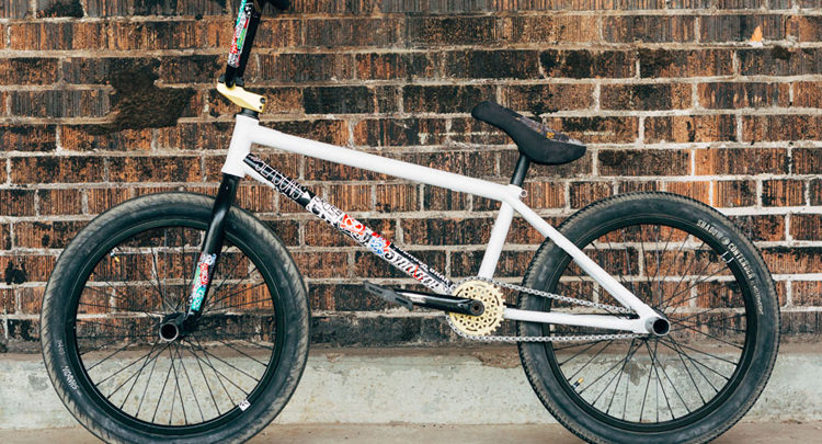 Subrosa – Mark Burnett Bike Check