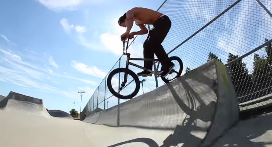 Subrosa In Color BMX video