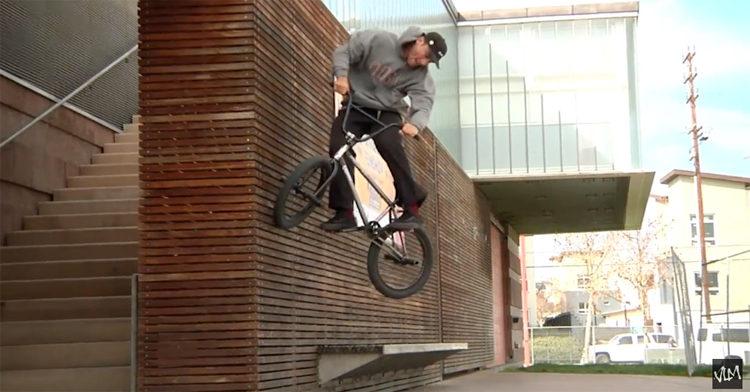 Volume Bikes – Broc Raiford Vessel V3 Commercial
