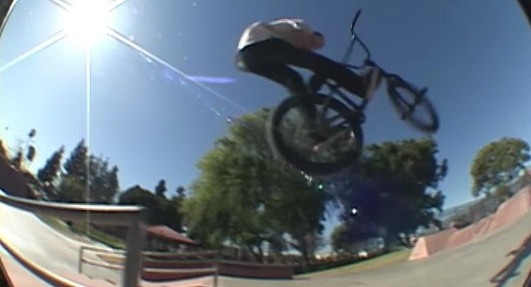 Wethepeople BMX Dan Kruk Skatepark BMX video
