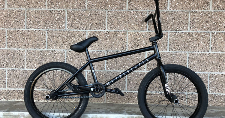 Dillon Lloyd BMX bike Check Wethepeople