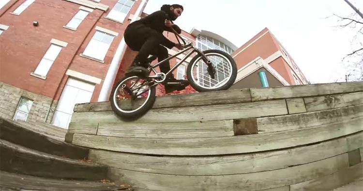 6Ix Tape 2 BMX video